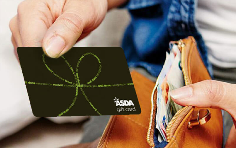 Choose values from £1 to £1,000 | Asda for Business